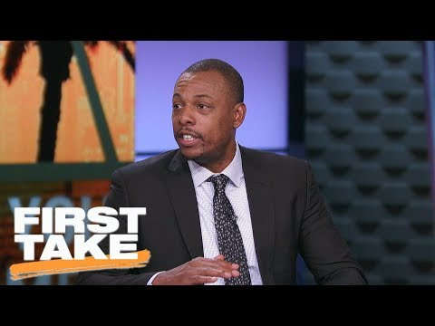 Paul Pierce breaks down how Thunder could top Warriors this seas  First Take  ESPN