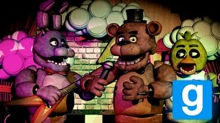 - Gmod ОПАСНЫЕ ГНОМЫ five nights at freddy s Garry s Mod