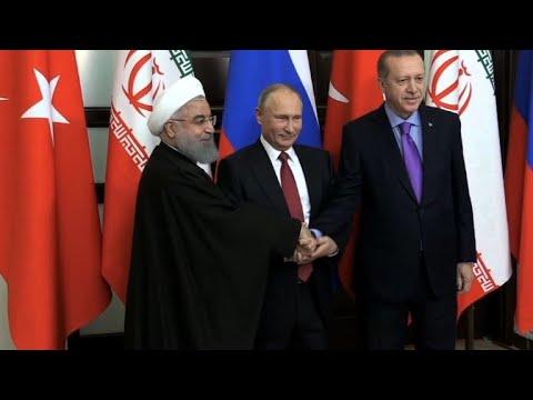 """Putin sieht """"echte Chance"""" zu Beendigung von Syrien-Konflikt"""