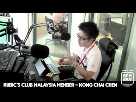 BFM I Love KL: Kong Chai Chen, Rubic's Club Malaysia