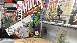 Cool Comic item for your Want List, Auction Unboxing & an AOK & Iron Man Maybe