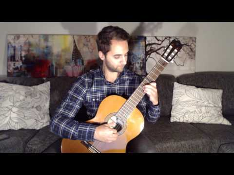 Song of Storms - The Legend of Zelda: Ocarina of Time on Guitar