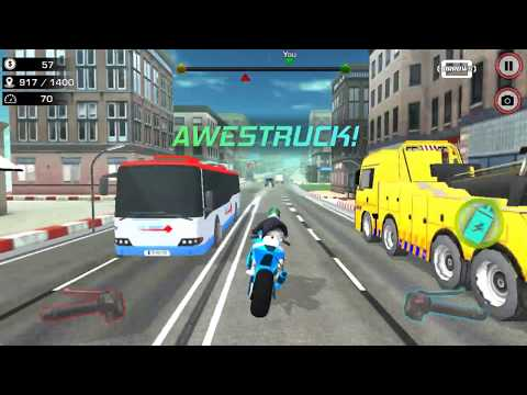 Extreme Bike Race 2019 - motorbike racing games - Gameplay Android game