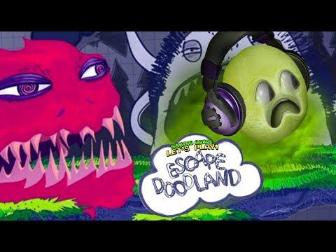 ESCAPE DOODLAND! | Gaming Grape |