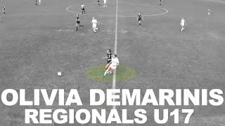 Olivia DeMarinis Regionals U17 2019