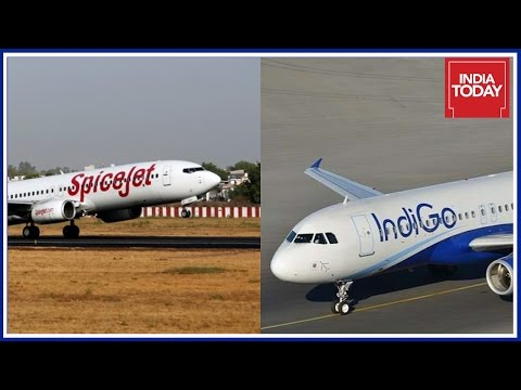 Collision Between Spicejet And Indigo Flights Averted At Delhi Airport