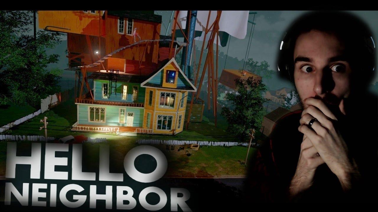 how to play hello neighbor alpha 3