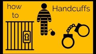 Roblox studio scripting tutorials How to make handcuffs (arrest tool)
