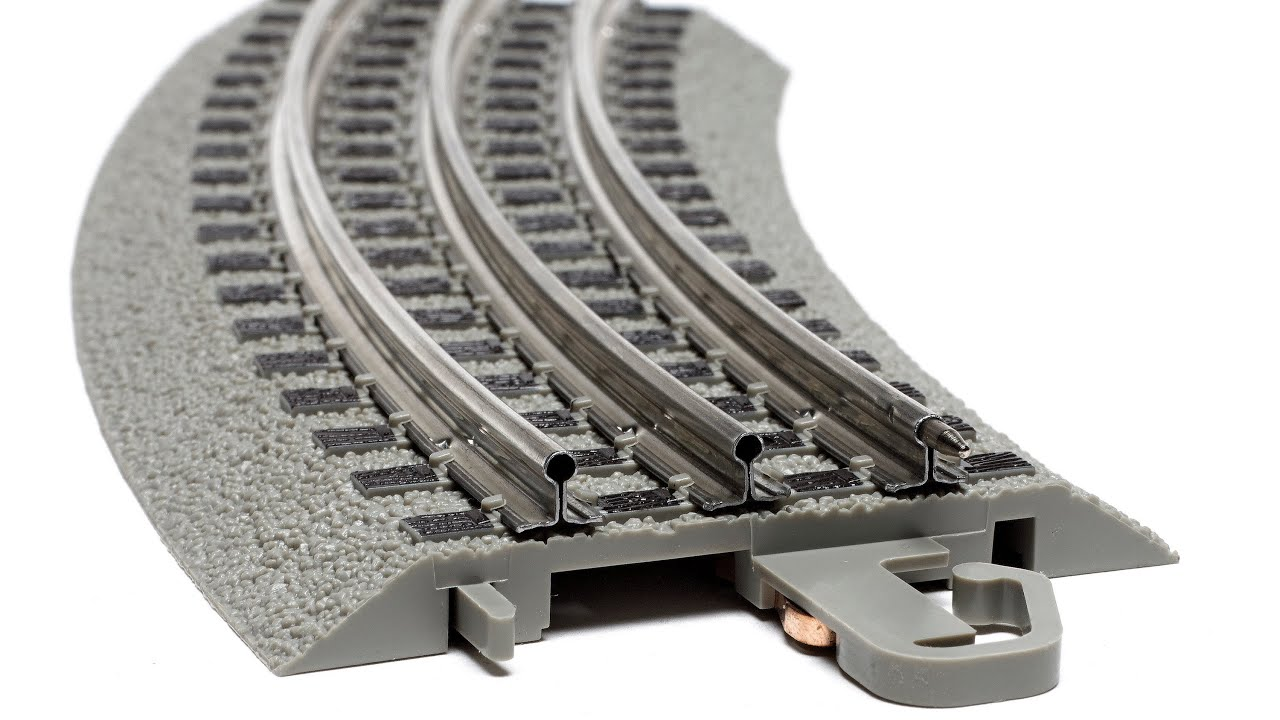 how to clean o gauge tracks