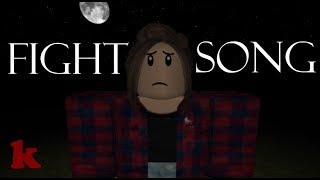 Fight song || Roblox Music video