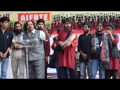 Balladeer Lokshahir Sambhaji Bhagat