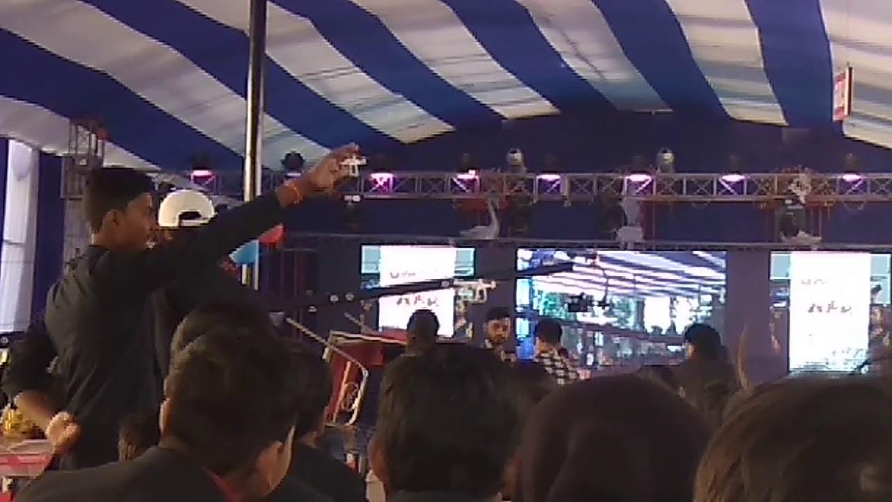 Rock school dance function salman khan dron capture