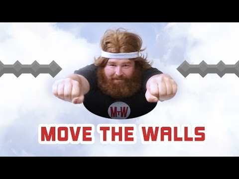 Move the Walls - Official Game Trailer
