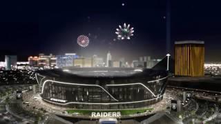Las Vegas Raiders Stadium - Animation - Mar. 2017 (2)