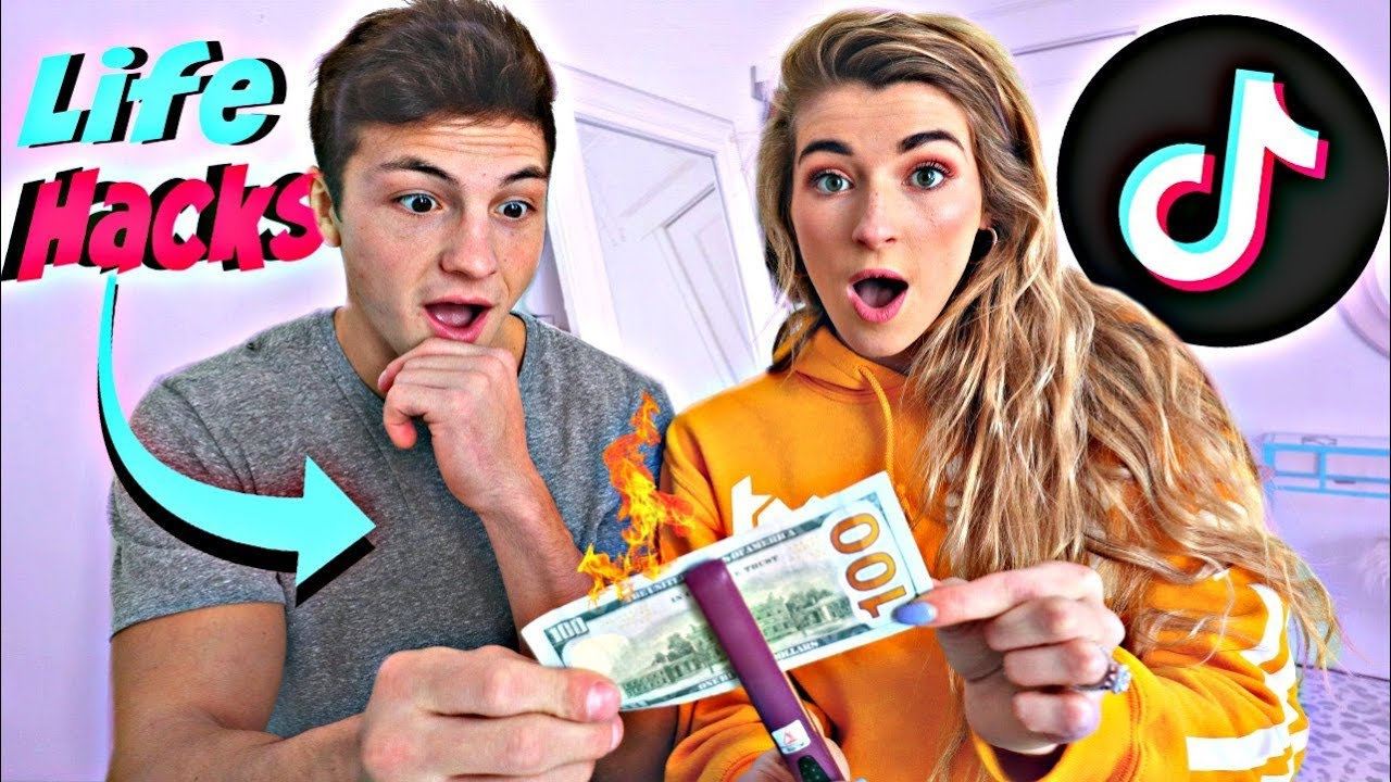 We Tested Viral TikTok Life Hacks.. **THEY WORKED**