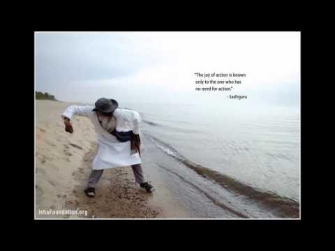Ananda Alai song..A wave of Bliss by sadhguru