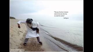 Ananda Alai song..A wave of Bliss by sadhguru