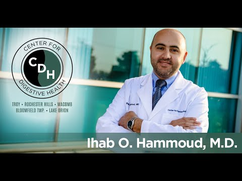 Ihab Hammoud, MD - The Center For Digestive Health