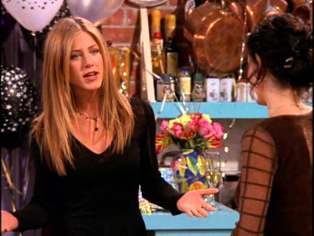 Friends The One With All The Resolutions - uncut scene