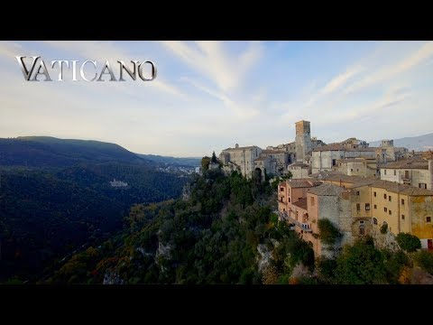 Narnia is a Real Place: The Italian City of Narni - EWTN Vaticano Special