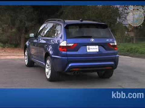 2008 bmw x3 review kelley blue book youtube. Black Bedroom Furniture Sets. Home Design Ideas