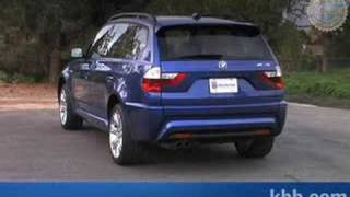 2008 BMW X3 Review - Kelley Blue Book