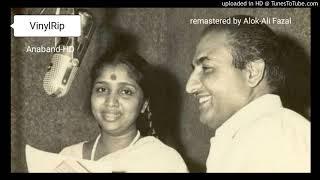 O Mere Sona Re(VinylRip)-Asha & Rafi -Anaband-HD (320kbps-MP3)