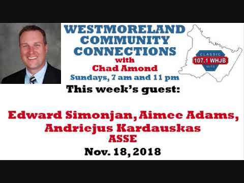 Westmoreland Community Connections (11-18-18)