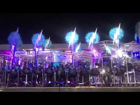 Silver Stars - Trinidad Panorama Finals 2018