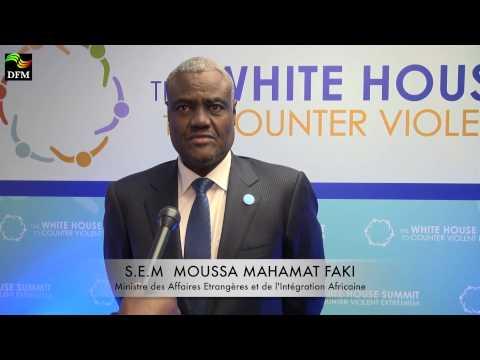INTERVIEW EXCLUSIVE avec son Excellence M. MOUSSA MAHAMAT FAKI