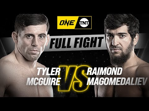 Tyler McGuire vs. Raimond Magomedaliev | ONE Championship Full Fight