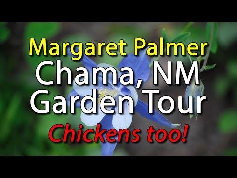 Chama, New Mexico Garden, Chickens & Home - 4k UHD