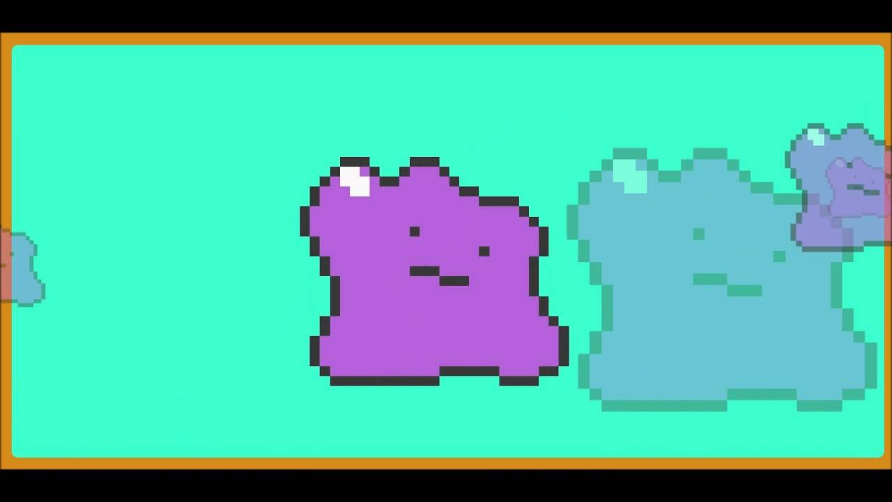 Gif dancing ditto