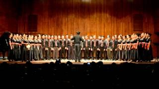 hine mah tov bbsi chorale 2012