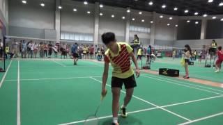 20160807華人盃青少年賽Final C WS 江品悅(台)vs陳魯(成都)
