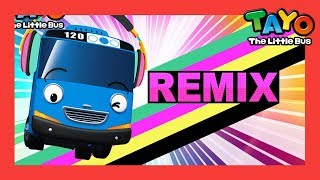 Tayo Opening Song l Tayo Party Song l Tayo Opening Remix l Tayo the Little Bus