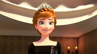 Cover images Anna became the Queen of Arendelle HD Frozen 2