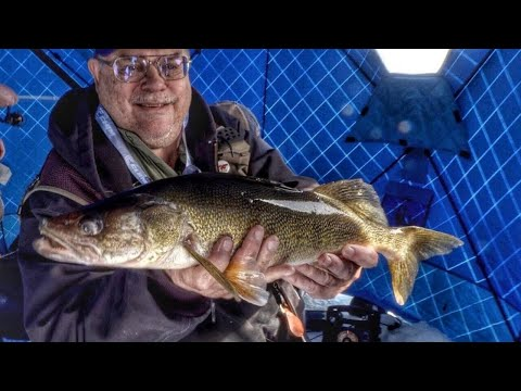 Lake Of The Woods Walleyes At Ice Team University