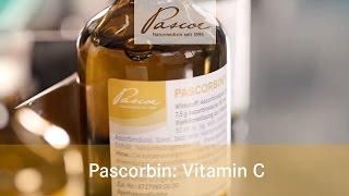 Pascorbin: Vitamin C als hochdosierte Infusion