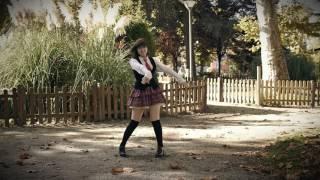 Dancer: -みさき (Misaki) Song: Happy Halloween Vocal: Kagamine Rin ...