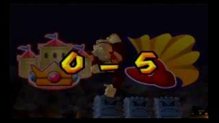 Mario Superstar Baseball Exhibition Game 5 - Mario Heroes VS Peach Monarchs
