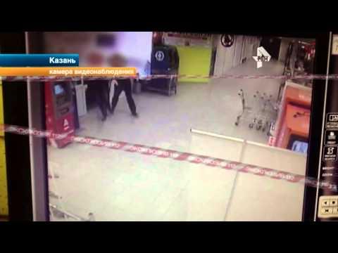 Эффектное ограбление магазина в Перми