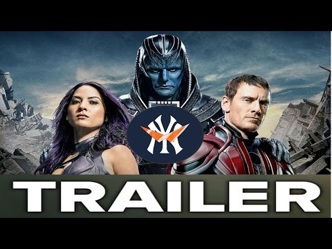 Reacción Brigadista: Trailer X-Men Apocalypse