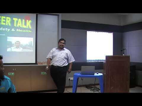 Safety Health Officer (SHO) Talk