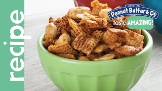 Peanut Butter Chex Mix Thai Style Recipe