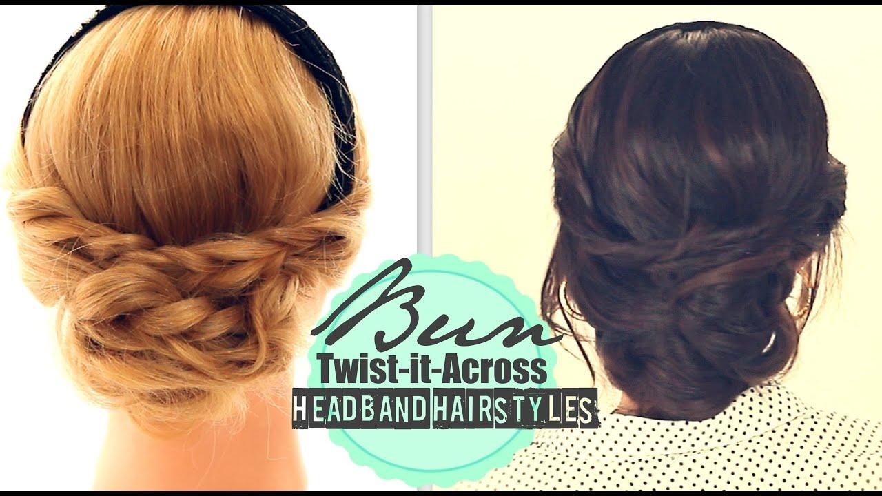 cute headband hairstyles #2 everyday