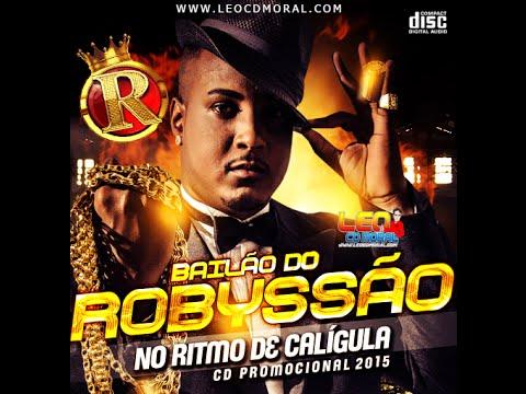 Bailão do Robyssão - CD Studio - Verão 2015 Completo
