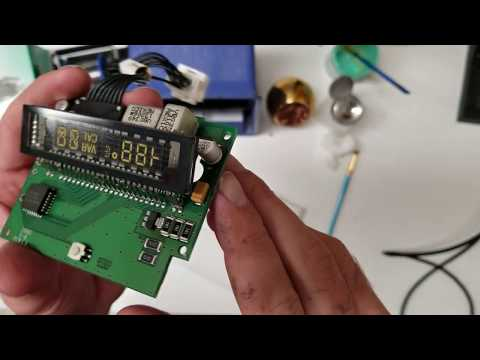 Watch Me Repair A Compass Overhead Information Display 2005-2009 Toyota Tacoma