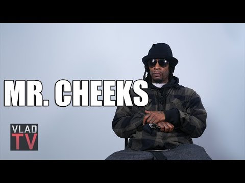 Mr. Cheeks on Forming The Lost Boyz, Meaning Behind His Name (Part 1)