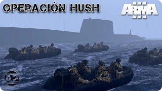 MISIÓN COOPERATIVA | OPERACIÓN HUSH | ArmA 3